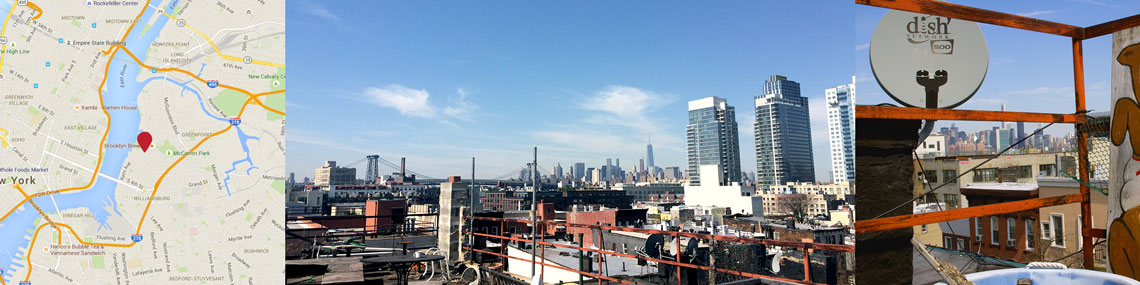 Brooklyn Rooftop Pictures