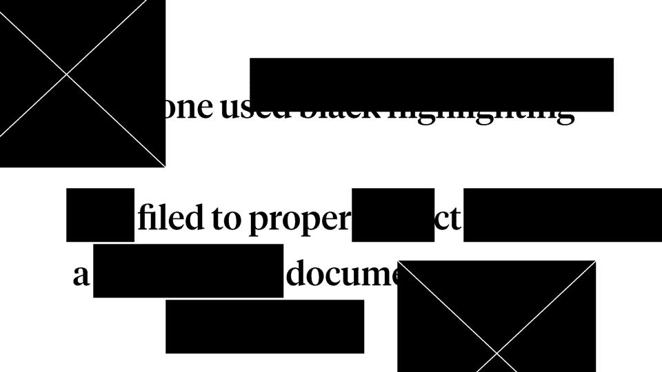 redaction failures frame 3
