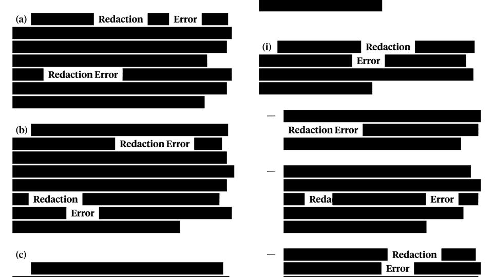 redaction failures frame 10