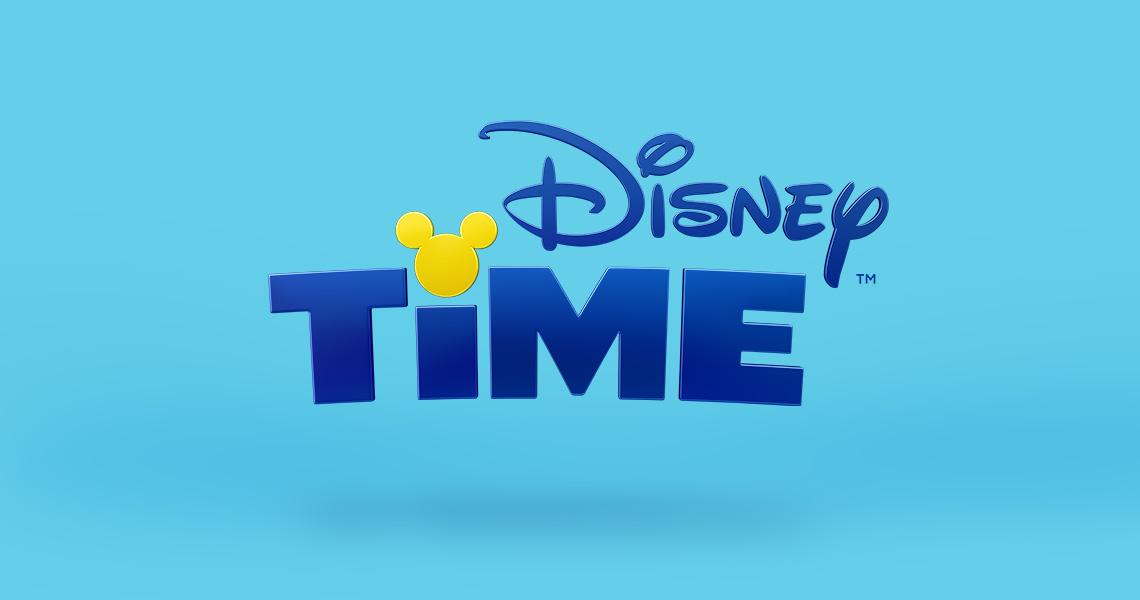 Dlife DisneyTime Logo