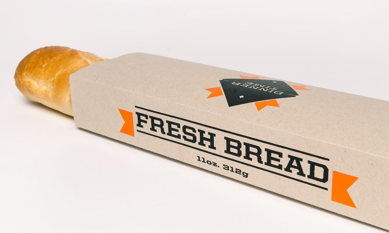 Dinnertime Pasta: Bread